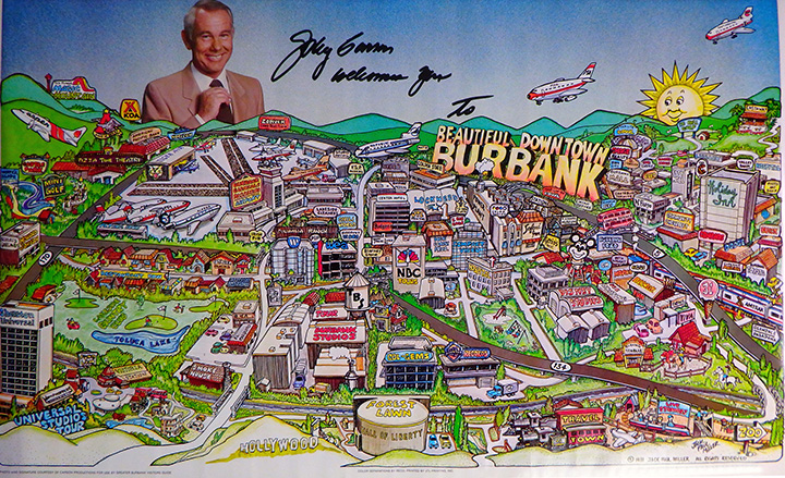 these rare photos depict the weird and wonderful history of burbank los angeles magazine. Black Bedroom Furniture Sets. Home Design Ideas
