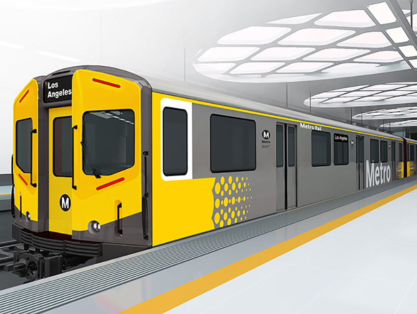 L A Subway Cars Will Soon Smell Better Than New York S
