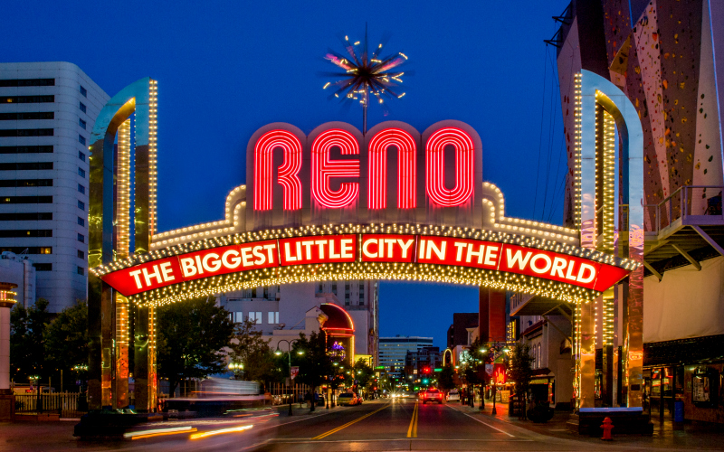 Reno It S Not Just The Place You Ignore While Skiing In