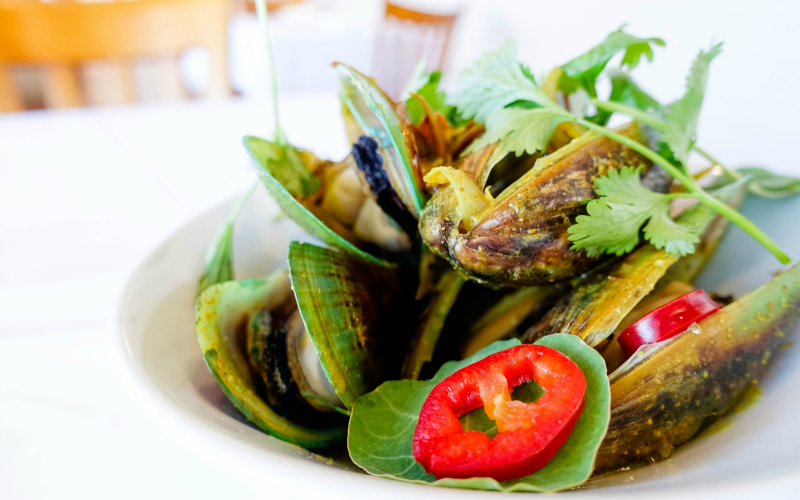 New zealand green lipped mussels 3
