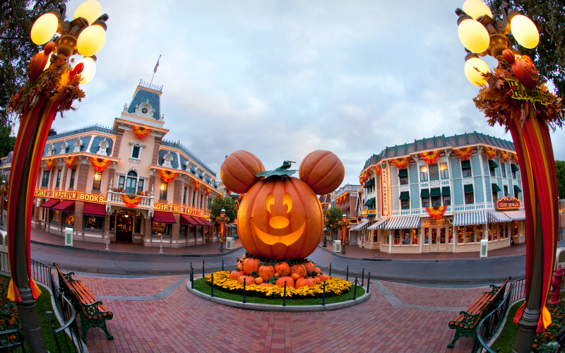 California Adventure Is Getting in on Halloween for the First Time ...