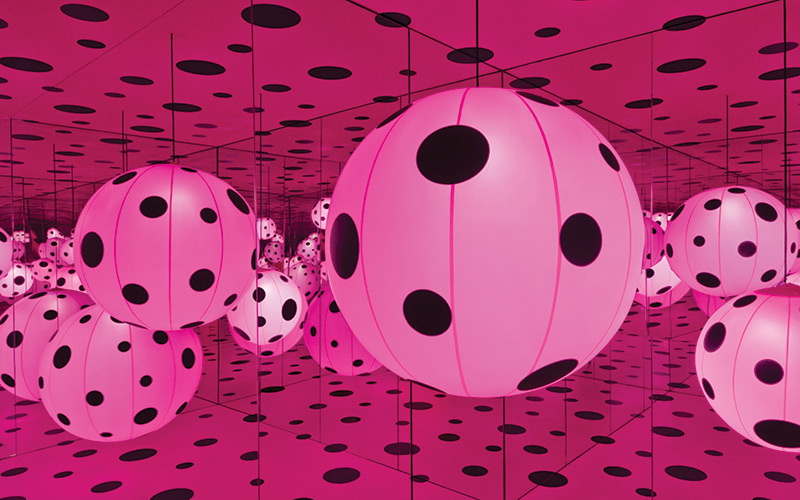 Everything You Need To Know About That Yayoi Kusama