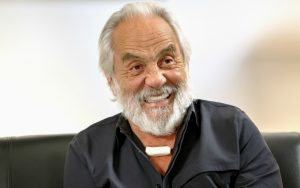 Tommy Chong 80th birthday party