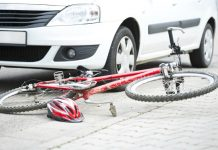 bike accident hit and run los angeles