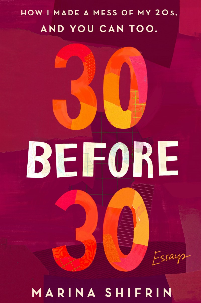 30 before 30 marina shifrin excerpt los angeles
