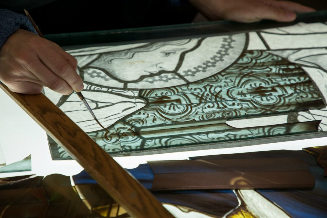 judson studios stained glass factory best of los angeles