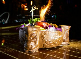 tiki bar pacific seas los angeles best tiki drinks