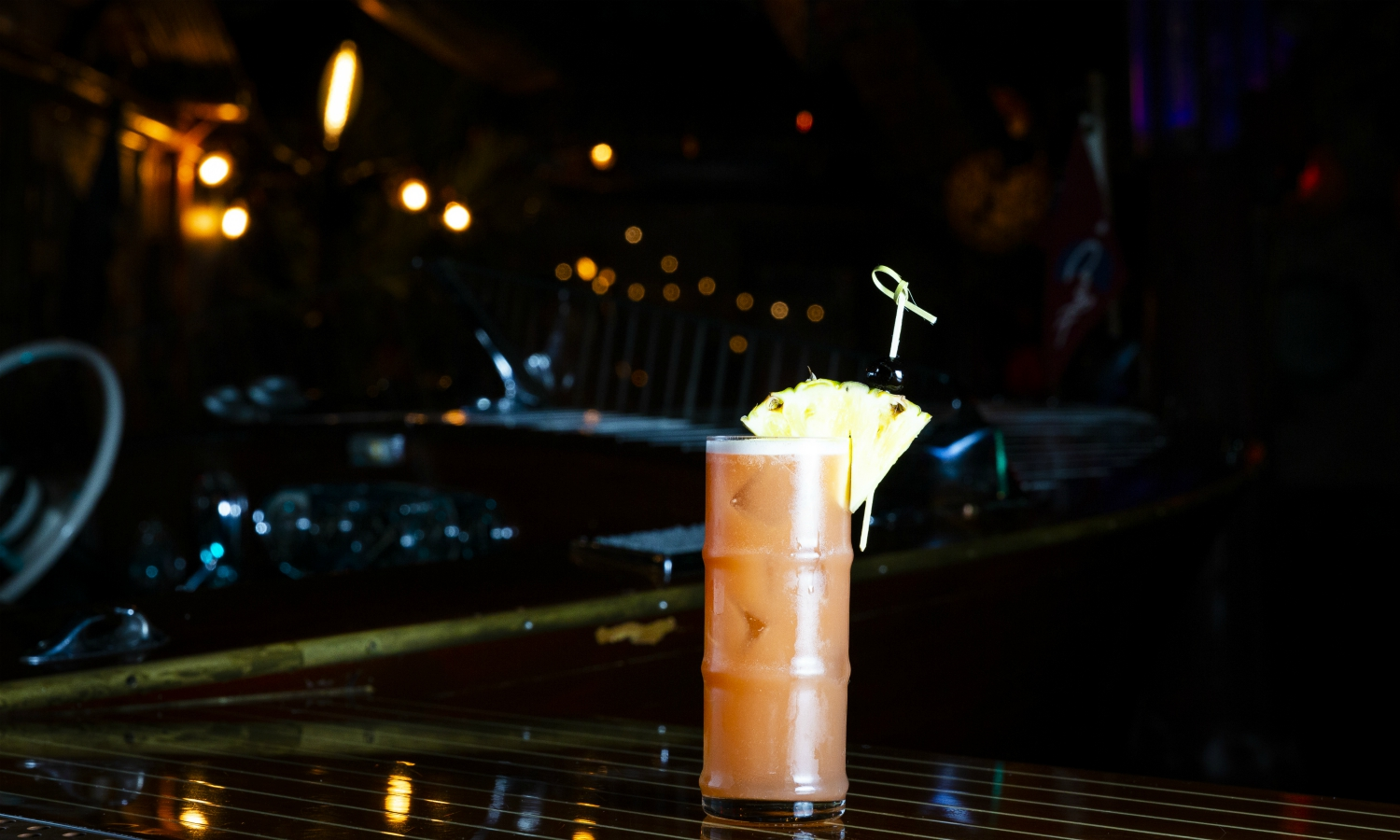 singapore sling pacific seas tiki bar